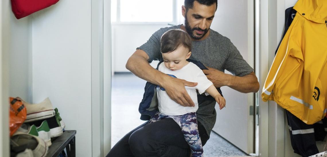 Beeldvorming vaders